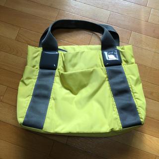 パピヨネ(PAPILLONNER)のパビヨネ 樹脂パーツナイロントートバッグ 限定カラー(トートバッグ)