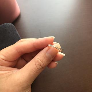 ティファニー(Tiffany & Co.)のららるる様 商談中! ティファニー ハーモニー  ローズゴールド(リング(指輪))