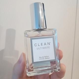 CLEAN  ULTIMATE(クリーンアルティメイト)オードパルファム30ml