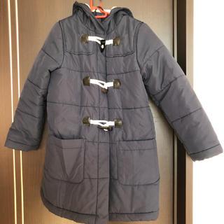 ジーユー(GU)の中綿 ロングコート 120cm(コート)