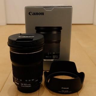 キヤノン(Canon)の極美品 Canon EF 24-105mm F3.5-5.6 IS STM(レンズ(ズーム))