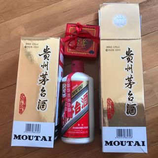 貴州茅台酒 2本(その他)