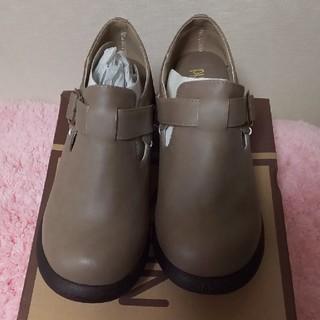 ナッツ(Nuts)の靴(スリッポン/モカシン)
