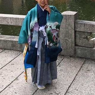 ふるこん様 5歳用 袴(和服/着物)