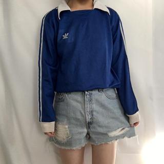 アディダス(adidas)のadidas 長袖TEE(Tシャツ/カットソー(七分/長袖))