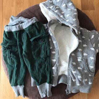 ニコフラート(nicohrat)のおとこのこ 冬服上下セット(その他)