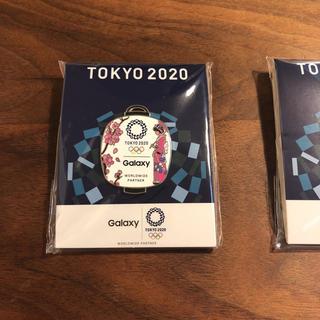 Tokyo 2020 記念 ピンバッジ 東京オリンピック Galaxy