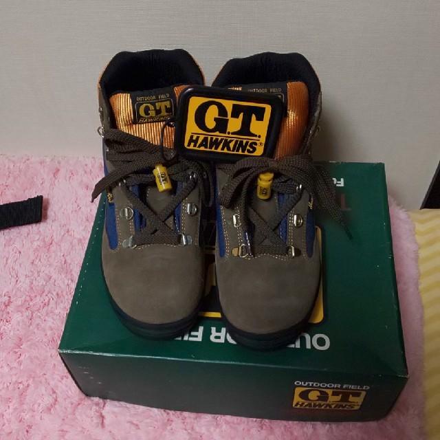 G.T. HAWKINS(ジーティーホーキンス)のトレッキングブーツ レディースの靴/シューズ(ブーツ)の商品写真