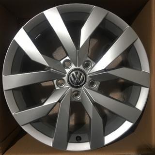 フォルクスワーゲン(Volkswagen)のフォルクスワーゲン ゴルフ7 ハイライン 純正ホイール(ホイール)