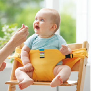 エイテックス キャリフリー チェアベルト baby 赤ちゃん お出かけ(ベビーホルダー)