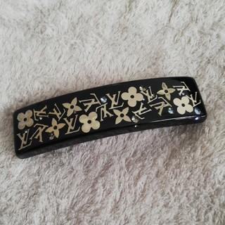 ルイヴィトン(LOUIS VUITTON)の美品 ルイヴィトン バレッタ m65304(バレッタ/ヘアクリップ)