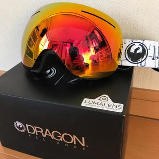 ドラゴン(DRAGON)のスノーボード ゴーグル ドラゴン DRAGON X1 新品(アクセサリー)