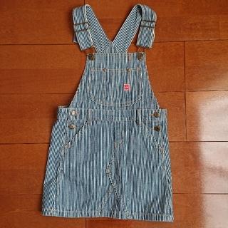 ブリーズ(BREEZE)の♡130cmBREEZEジャンパースカート♡(スカート)