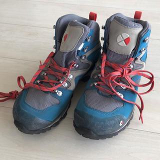 キャラバン(Caravan)の登山靴  トレッキングシューズ  24センチ☻(登山用品)