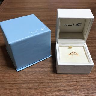カナルヨンドシー(canal4℃)のりんごタルト 様 専用(リング(指輪))