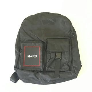 ノワール(NOIR)のM+RC NOIR マルシェノア リュック バッグパック リュックサック(ショルダーバッグ)