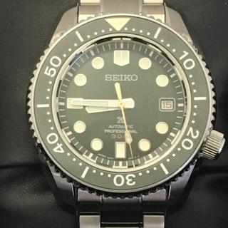 セイコー(SEIKO)の時計 セイコー プロスペックス SS/AT 50周年記念限定モデル グリーン(腕時計(アナログ))