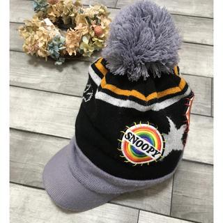 シマムラ(しまむら)のスヌーピー ニット帽(ニット帽/ビーニー)