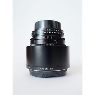 防湿庫保管 Carl Zeiss Planar 50mm F1.4 ZF.2(レンズ(単焦点))