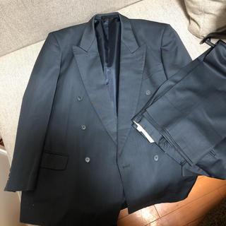 L  紺色スーツ   上下価格(スーツジャケット)