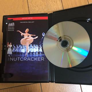 ロイヤル・バレエ団 くるみ割り人形DVD(バレエ)