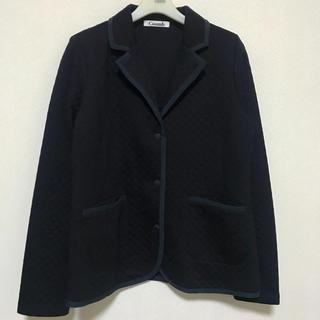 クーム(Coomb)の美品 Coomb キルティングジャケット テーラードジャケット(テーラードジャケット)