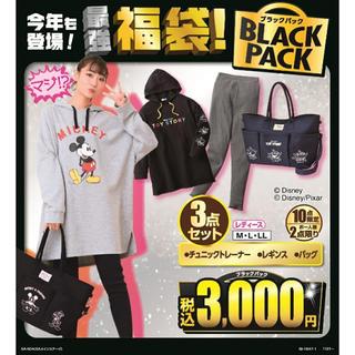 シマムラ(しまむら)の新品タグ付き しまむら  ミッキー 福袋 バッグ以外(セット/コーデ)