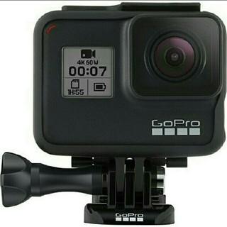 ゴープロ(GoPro)の【未開封・送料無料】GoPro HERO7 Black (その他)