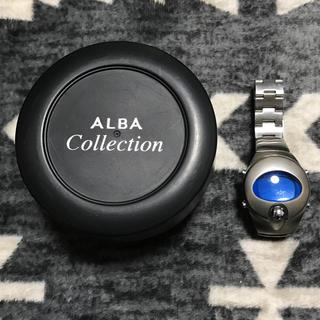 アルバ(ALBA)のSEIKO ALBA スプーン デジタル ウォッチ 腕時計 SPOON セイコー(腕時計(デジタル))