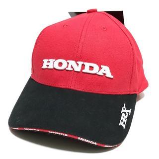 ホンダ(ホンダ)の【新古品】HONDA ホンダ HRX 刺繍ロゴキャップ 帽子(キャップ)