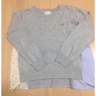 ブランシェス(Branshes)のセーター(ニット)