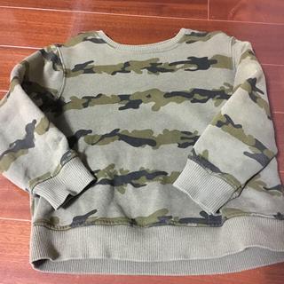ザラ(ZARA)のトレーナー(Tシャツ/カットソー)