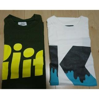 エーライフ(ALIFE)のALIFE Lafayette エーライフ ラファイエット Tシャツ セット(Tシャツ/カットソー(半袖/袖なし))