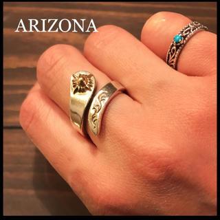アリゾナフリーダム(ARIZONA FREEDOM)の最終値下げ!人気シリーズ!アリゾナリング!(リング(指輪))