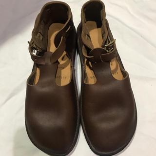 アウロラ(AURORA)の新品 オーロラ シューズ 7C ブラウン(ローファー/革靴)
