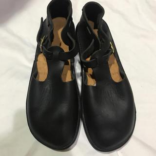 アウロラ(AURORA)の新品 オーロラ シューズ 7C ブラック(ローファー/革靴)