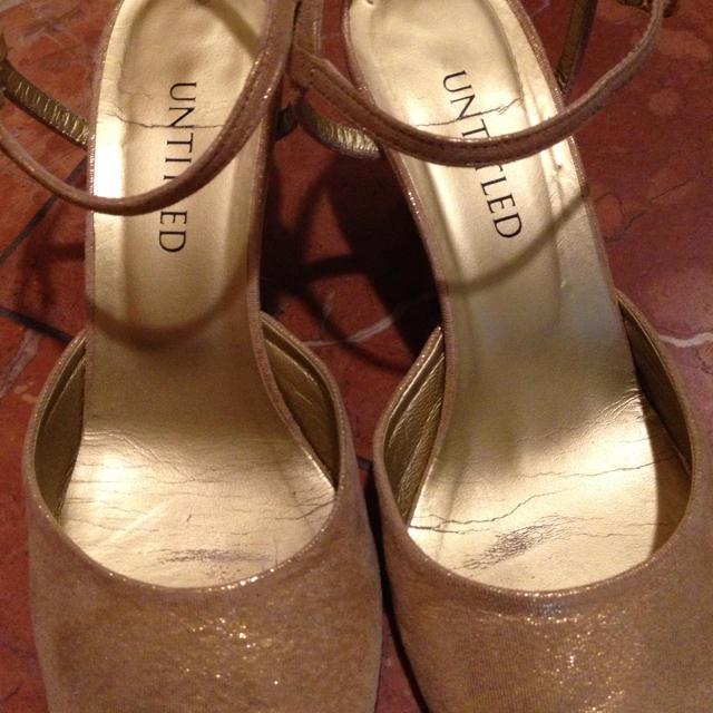 UNTITLED(アンタイトル)のUNTITLED パンプス レディースの靴/シューズ(ハイヒール/パンプス)の商品写真