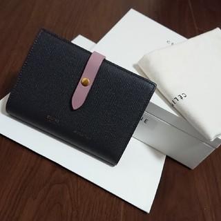 セリーヌ(celine)の2018SS CELINE マルチファンクション(折り財布)