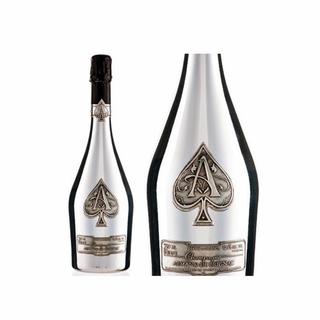 ドンペリニヨン(Dom Pérignon)の【国内正規品】アルマンド ブリニャック ブランドブラン シルバー(シャンパン/スパークリングワイン)