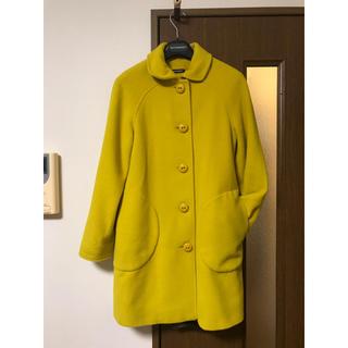 マリメッコ(marimekko)のマリメッコ コート 黄色 (その他)