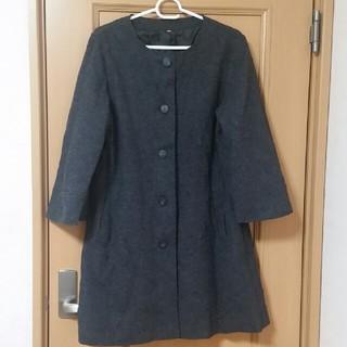 ムジルシリョウヒン(MUJI (無印良品))の無印 コート(ロングコート)