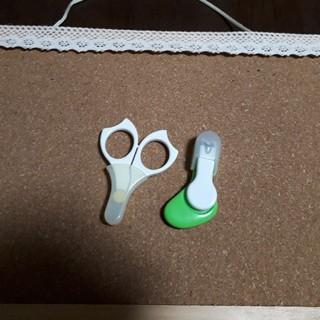 赤ちゃん爪切りセット(爪切り)