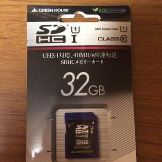 SDカード 32GB(その他)