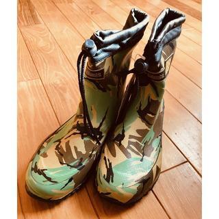 コロンビア(Columbia)のはろりん。様専用  新品 Columbia レインブーツ(レインブーツ/長靴)
