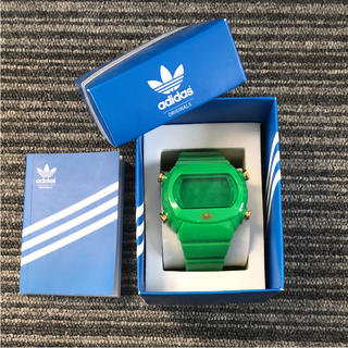 アディダス(adidas)のadidas時計★(腕時計(デジタル))