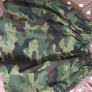 ローリーズファーム(LOWRYS FARM)のカモフラージュスカート(ミニスカート)