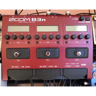 やなーす様用 ZOOM B3n(ベースエフェクター)