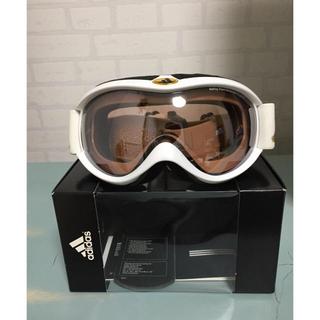アディダス(adidas)のadidas アディダス スキー スノーボード ゴーグル(アクセサリー)