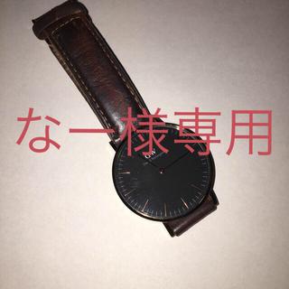 ダニエルウェリントン(Daniel Wellington)のDaniel Wellington(ダニエルウェリントン)の時計(腕時計(アナログ))