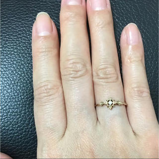 ♡ジュエッテ ダイヤ入りデザインリング 10号♡(リング(指輪))